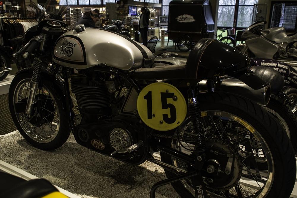 British Motorcycle Museum (Solihull,UK) – Cu Mobra